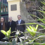 Benet Casablancas, Carlos Duque and Jaume Ciurana